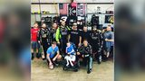 NASCAR community helps celebrate birthday of local teen with rare disease