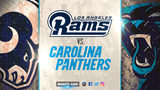 Panthers borrow from Patriots' Super Bowl game plan vs. Rams