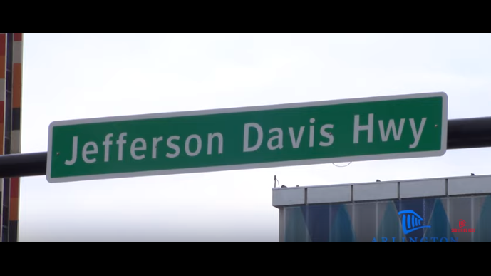 Highway named for Confederate President is no more in DC