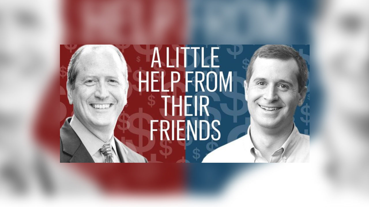 DISTRICT 9: CEOs, far-flung billionaires among big donors in Bishop-McCready race