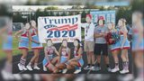 High school football game abruptly canceled amid controversy over MAGA banner