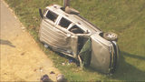 4 teen girls hurt in Union County crash, officials say