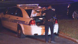 Man stabbed outside north Charlotte apartment; police searching for 3 men