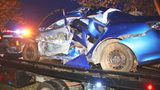 Driver killed when speeding car hits power pole, tree, troopers say