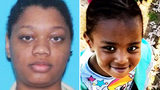 Abducted 3-year-old girl found safe outside church; suspect identified
