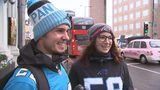 Fans prep for Sunday?€™s Panthers game in London