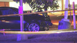 Motorcyclist killed in crash after running red light, police say