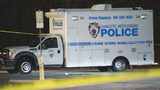 Homicide investigation underway after woman's body found near shoe store
