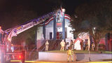 Faulty wiring blamed for fire at historic Charlotte church
