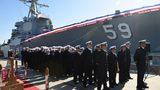 Sherrills Ford native assumes command of U.S. Navy warship