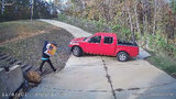 Security camera captures porch pirate swiping package from Gaston Co. home