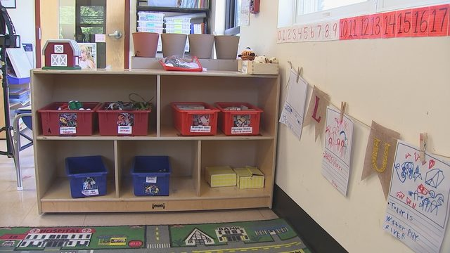 Meck Pre-K program helps more than 1,000 kids get free daycare - WSOC Charlotte