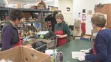 Food bank brings Thanksgiving meals to families in need