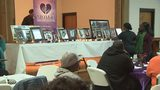 Annual service held for families who lost loved ones to violence ?€ƒ