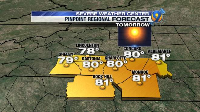 Metro Pinpoint Forecast PM