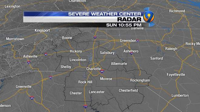 Weather Detail WSOCTV - Weather radar for charlotte nc