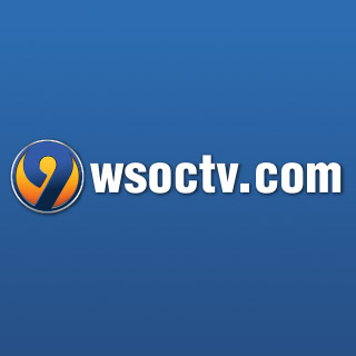 9 Food Drive collection day at WSOC-TV… - (9/56)